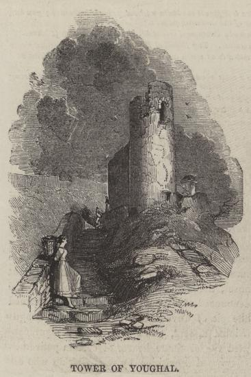 Tower of Youghal--Giclee Print
