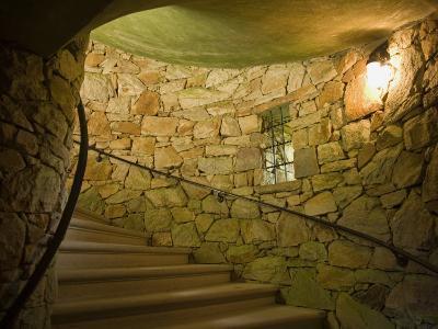 Tower Staircase at Longwood Gardens-Scott Warren-Photographic Print