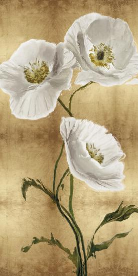 Towering Blooms - Panel III-Tania Bello-Giclee Print
