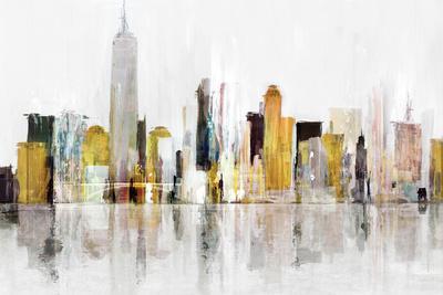 Towering Over Buildings III-Isabelle Z-Art Print