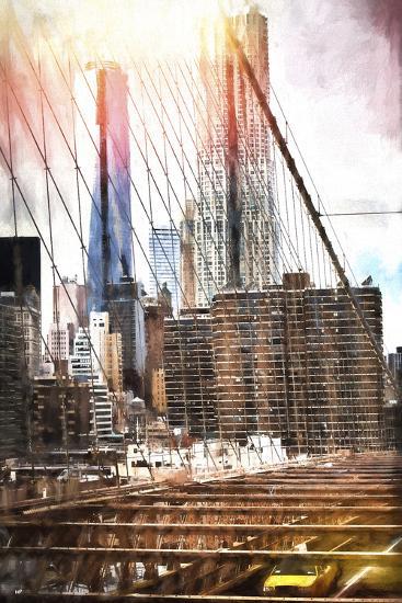 Towers Bridge-Philippe Hugonnard-Giclee Print