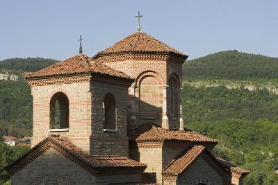 Towers of Church of St Demetrius of Thessaloniki, Founded in 1185, Veliko Tarnovo, Bulgaria--Photographic Print