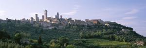 Towers of San Gimignano, Medieval Town, Tuscany, Italy