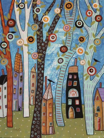 Town Cat 1-Karla Gerard-Giclee Print