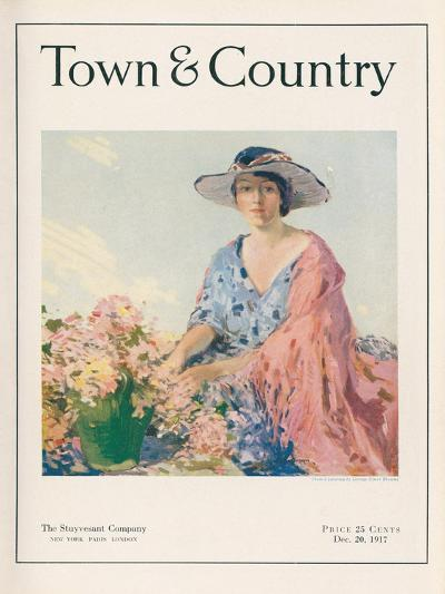 Town & Country, December 20th, 1917--Art Print