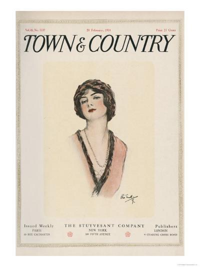 Town & Country, February 28th, 1914--Art Print