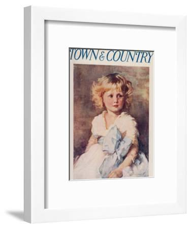 Town & Country, January 17th, 1914--Framed Art Print