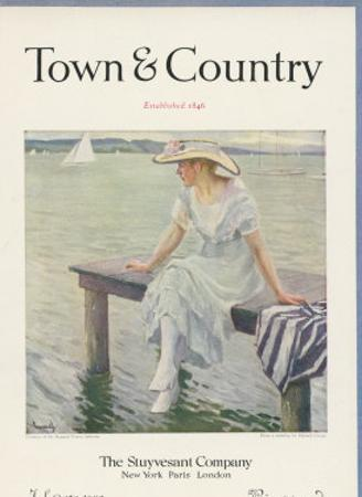 Town & Country, July 15th, 1923