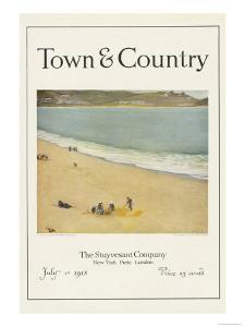 Town & Country, July 1st, 1918