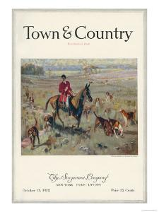 Town & Country, October 15th, 1923