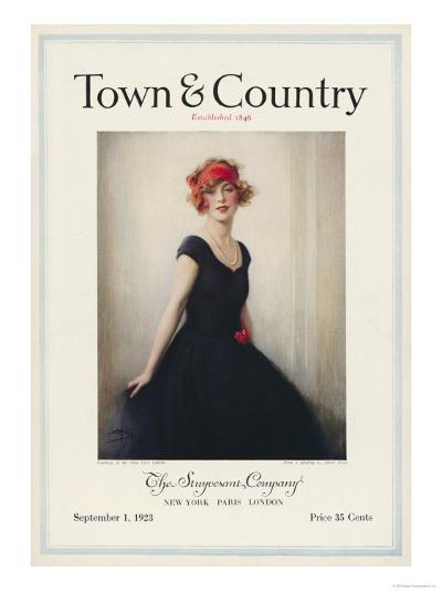 Town & Country, September 1st, 1923--Art Print