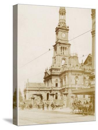 Town Hall Corner, Sydney, New South Wales, Australia