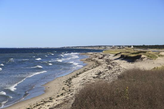 Town Neck Beach Cape Cod Bay Sandwich Machusetts New England Usa Photographic Print By Wendy Connett Art