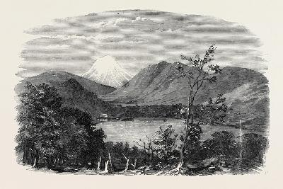 Town of Petropaulovski, from a Battery on Point Schakoff--Giclee Print