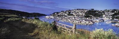 Town on an Island, Salcombe, South Devon, Devon, England--Photographic Print