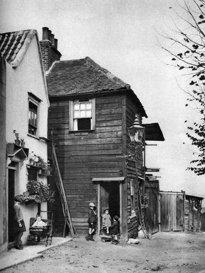 Townsend Yard, Off Highgate High Street, London, 1926-1927-McLeish-Giclee Print