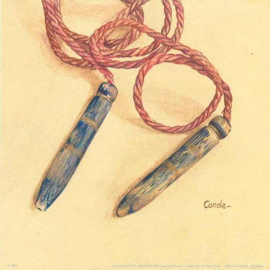 Toy III-Conde-Art Print