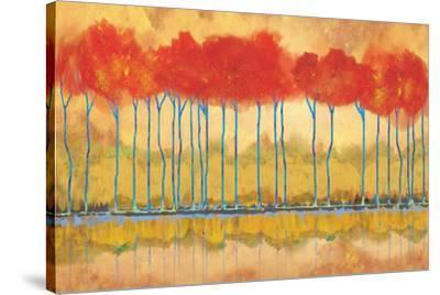 Amber Afternooon Riverbank
