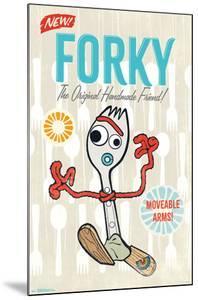 Toy Story 4 - Forky