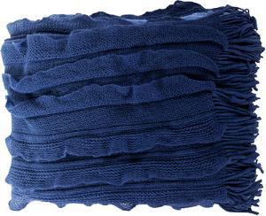 Toya Throw - Cobalt/Navy