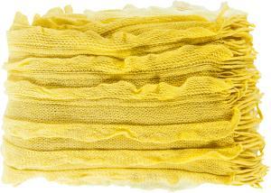 Toya Throw - Lemon/Butter