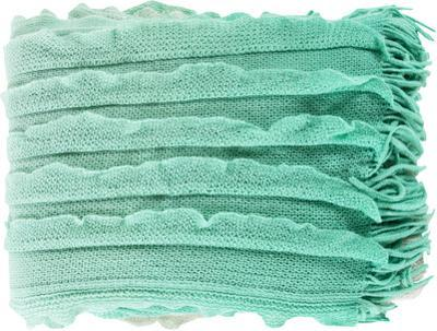Toya Throw - Mint/Seafoam Green