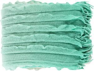 Toya Throw - Mint/Seafoam Green