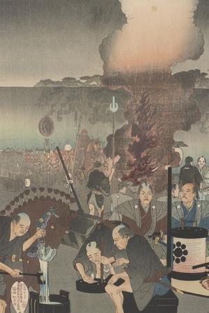 Chiyoda, 1897