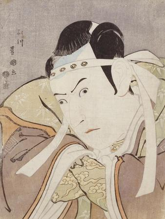 Portrait of the Actor Ichikawa Yaozo III