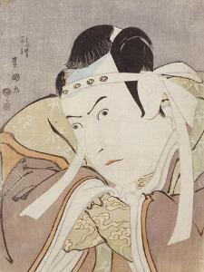 Portrait of the Actor Ichikawa Yaozo III by Toyokuni