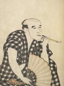 Kabuki Actor by Toyokuni Utagawa