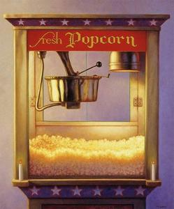 Fresh Popcorn by TR Colletta