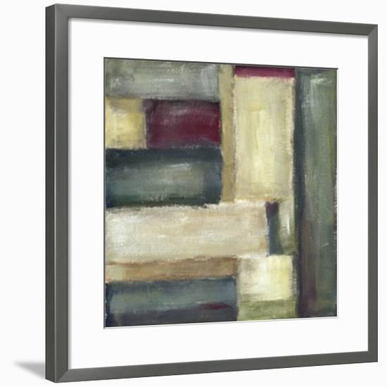 Trace Echoes II-Chariklia Zarris-Framed Limited Edition