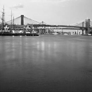 Brooklyn bw by Tracey Telik