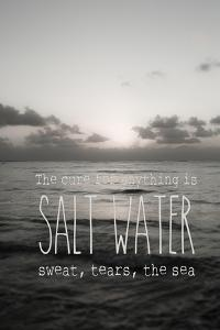 Sea Saltwater 2 by Tracey Telik
