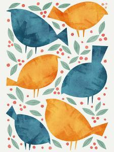 Birds by Tracie Andrews