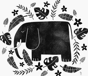 Elephant by Tracie Andrews