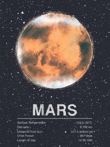 Mars by Tracie Andrews