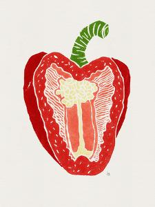 Red Pepper by Tracie Andrews