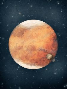 The Red Planet by Tracie Andrews