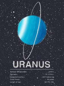 Uranus by Tracie Andrews