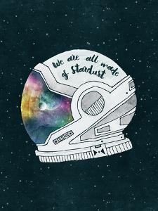 We Are All Made Of Stardust by Tracie Andrews