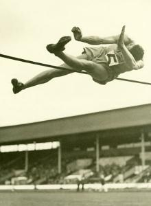 Track and Field, High Jump
