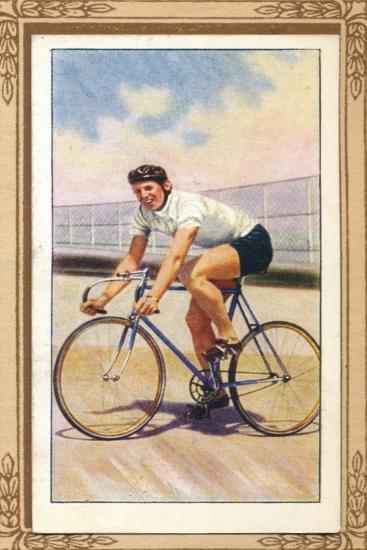 'Track Racing Position', 1939-Unknown-Giclee Print
