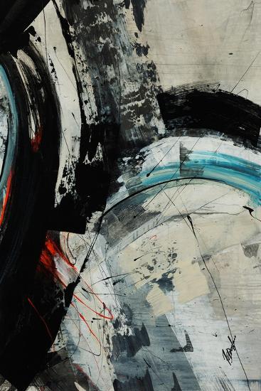 Traction II-Farrell Douglass-Giclee Print