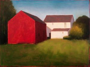The New Painter's Farm by Tracy Helgeson