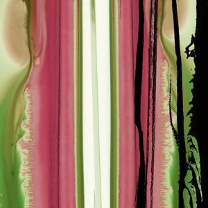 Colorful Ink Wash 4A by Tracy Hiner