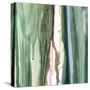 Spring Green Splash A by Tracy Hiner