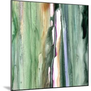 Spring Green Splash B by Tracy Hiner