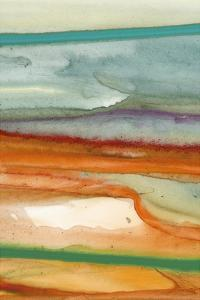 Sunset Splash A by Tracy Hiner